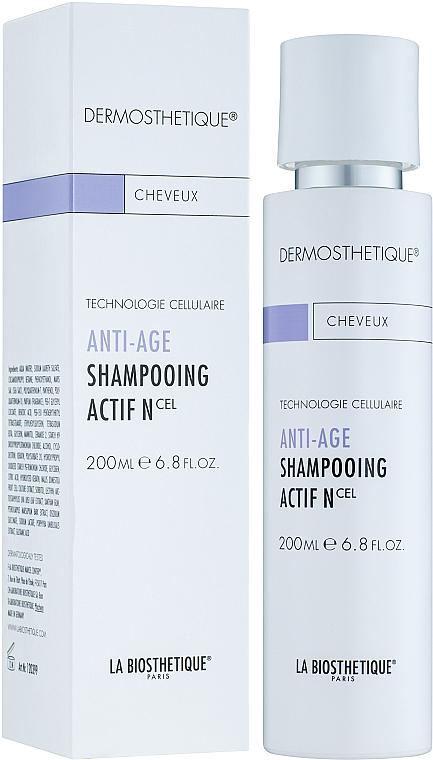 Антивозрастной шампунь для нормальных волос - La Biosthetique Anti Age Shampooing Actif N — фото N1