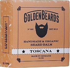 """Духи, Парфюмерия, косметика Бальзам для бороды """"Toscana"""" - Golden Beards Beard Balm"""