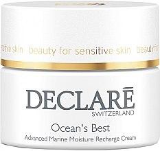 Духи, Парфюмерия, косметика Интенсивный увлажняющий крем с морскими экстрактами - Declare Ocean's Best Advanced Marine Moisture Recharge Cream
