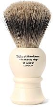 Духи, Парфюмерия, косметика Помазок для бритья, 9.5 см, P1020 - Taylor of Old Bond Street Shaving Brush Pure Badger Size S