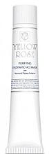 Духи, Парфюмерия, косметика Дрожжевая маска для лица (туба) - Yellow Rose Purifying Enzymatic Face Mask