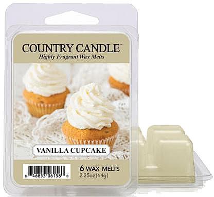 Воск для аромалампы - Country Candle Vanilla Cupcake Wax Melts — фото N1