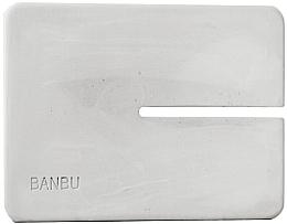 Духи, Парфюмерия, косметика Мыльница маленькая, серая - Banbu Soap Holder Mini Grey