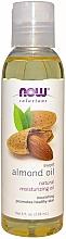Духи, Парфюмерия, косметика Масло сладкого миндаля - Now Foods Solutions Sweet Almond Oil