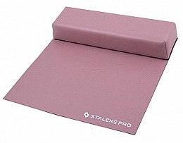 "Духи, Парфюмерия, косметика Подлокотник ""мини"" с ковриком, розовый - Staleks Pro Expert 10 Type 1"