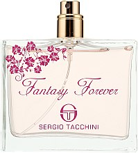 Духи, Парфюмерия, косметика Sergio Tacchini Fantasy Forever Eau Romantique - Туалетная вода (тестер без крышечки)