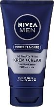 """Духи, Парфюмерия, косметика Крем после бритья """"Классический"""" - Nivea For Men After Shave Cream"""