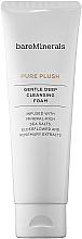 Духи, Парфюмерия, косметика Витаминно-минеральная пенка - Bare Escentuals Bare Minerals Cleanser Pure Plush Gentle Deep Cleansing Foam