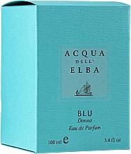Духи, Парфюмерия, косметика Acqua Dell Elba Blu Donna - Парфюмированная вода