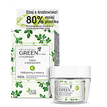 Духи, Парфюмерия, косметика Набор - Floslek Green For Skin (f/cr/50ml + jar)