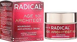 Духи, Парфюмерия, косметика Крем от морщин питательный 50+ - Farmona Radical Age Architect Nourishing Anti Wrinkle Cream