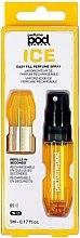 Духи, Парфюмерия, косметика Атомайзер - Travalo Ice Easy Fill Yellow Perfume Spray