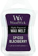 Духи, Парфюмерия, косметика Ароматический воск - WoodWick Wax Melt Spiced BlackBerry