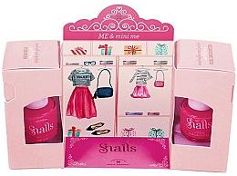 Духи, Парфюмерия, косметика Набор лаков для ногтей - Snails Me & Mini Me (nail/polish/7ml + nail/polish/9ml)