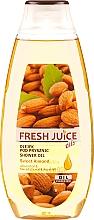 "Духи, Парфюмерия, косметика Масло для душа ""Сладкий миндаль"" - Fresh Juice Shower Oil Sweet Almond"
