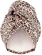 """Духи, Парфюмерия, косметика Полотенце для волос """"Леопард"""" - Glov Hair Wrap"""