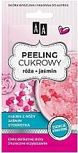 "Духи, Парфюмерия, косметика Сахарный пилинг для лица ""Роза"" - AA Sugar Scrub Rose Peeling"