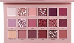 Духи, Парфюмерия, косметика Палетка теней - Huda Beauty The New Nude Eye Shadow Palette