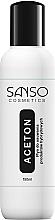 Духи, Парфюмерия, косметика Средство для снятия гель-лака - Sanso Cosmetics Aceton