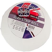 Духи, Парфюмерия, косметика Восковые полоски для депиляции в рулоне, 100 м - Ronney Wax Strip Roll