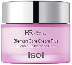 Духи, Парфюмерия, косметика Крем для лечения акне и от пигментных пятен - Isoi Bulgarian Rose Blemish Care Cream Plus