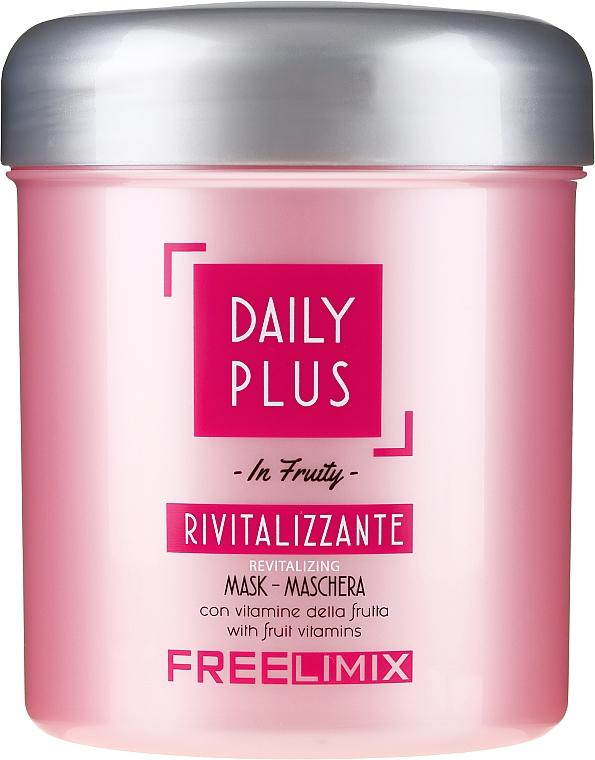 Маска для волос - Freelimix Daily Plus Mask In-Fruit Revitalizing For All Hair Types — фото N1
