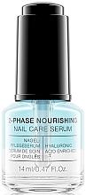 Духи, Парфюмерия, косметика Двухфазная питательная сыворотка для ногтей - Alessandro International Spa 2-Phase Nourishing Nail Care Serum