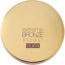 Духи, Парфюмерия, косметика Бронзирующая пудра для лица - Pupa Extreme Bronze Radiant Powder
