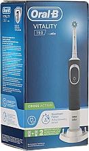 Духи, Парфюмерия, косметика Электрическая зубная щетка - Oral-B Vitality 150 Cross Action