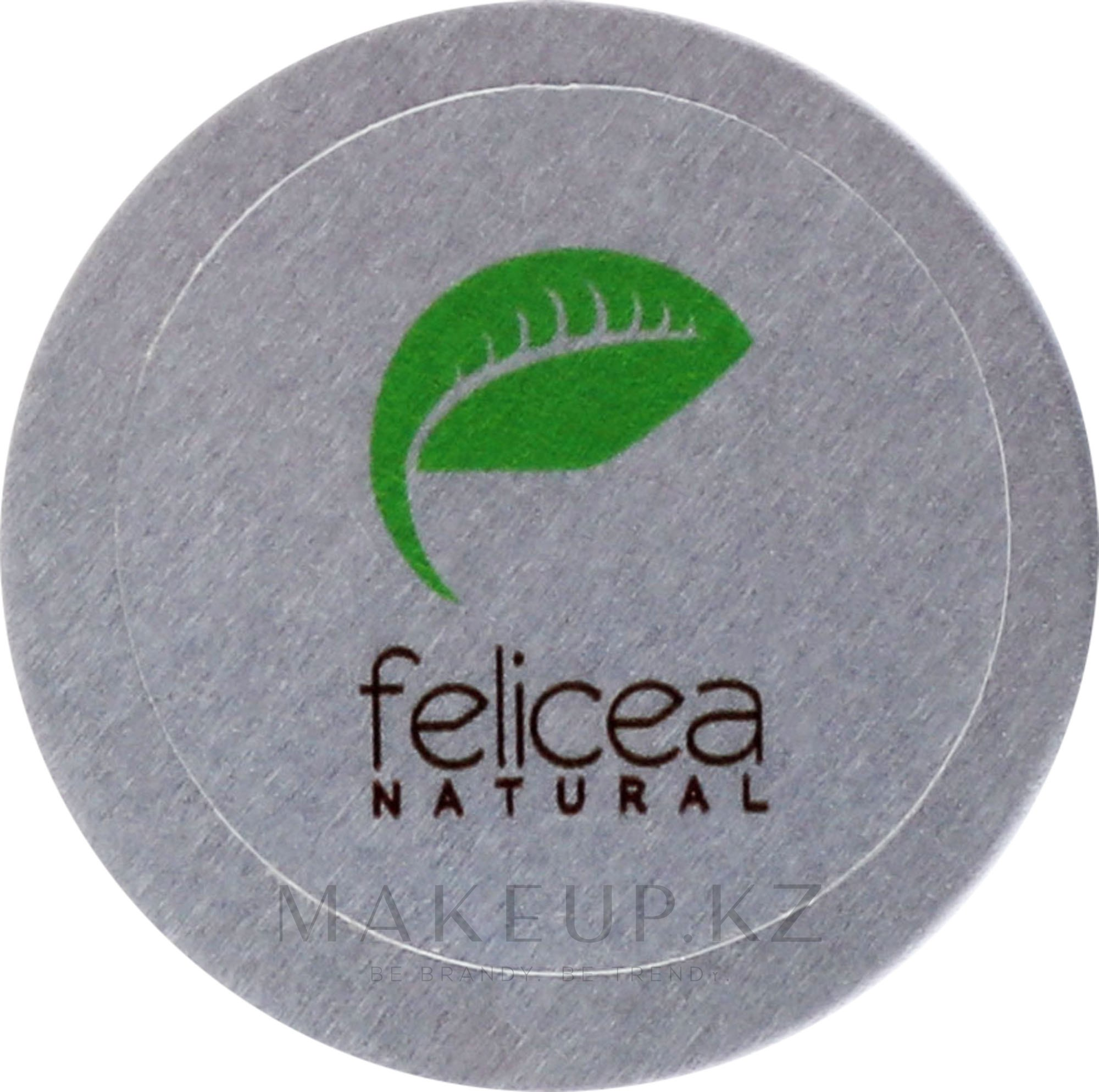 Натуральное масло для губ - Felicea Natural Lip Butter — фото 15 ml
