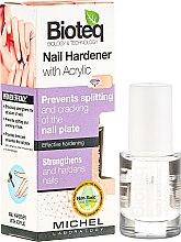 Духи, Парфюмерия, косметика Укрепитель для ногтей с акрилом - Bioteq Nail Hardener With Acrylic