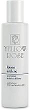 Духи, Парфюмерия, косметика Азуленовый лосьон для сухой и чувствительной кожи с витамином Е и аллантоином - Yellow Rose Lotion Azulene