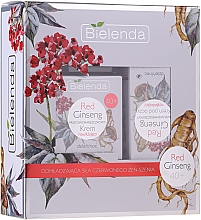 Духи, Парфюмерия, косметика Набор - Bielenda Red Ginseng 40+ (cr/50ml + eye/cr/15ml)