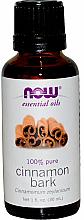 Духи, Парфюмерия, косметика Эфирное масло корицы - Now Foods Essential Oils 100% Pure Cinnamon Bark