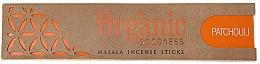 Духи, Парфюмерия, косметика Ароматические палочки - Song Of India Organic Goodness Patchouli