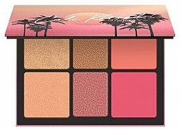 Духи, Парфюмерия, косметика Палетка для макияжа - Smashbox Cali Kissed Highlight&Blush Palette