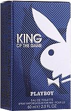 Духи, Парфюмерия, косметика Playboy King Of The Game - Туалетная вода