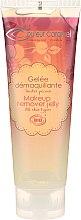 Духи, Парфюмерия, косметика Желе для снятия макияжа - Couleur Caramel Makeup Remover Jelly All Skin Types