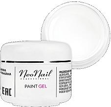 Духи, Парфюмерия, косметика Гель-краска для ногтей - NeoNail Professonal Paint UV/LED Gel