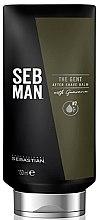 Духи, Парфюмерия, косметика Бальзам после бритья - Sebastian Professional Seb Man The Gent After Shave Balm