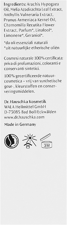 Масло для ногтей с ниимом - Dr. Hauschka Neem Nail & Cuticle Oil — фото N3