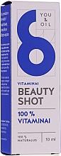 Духи, Парфюмерия, косметика Витаминная сыворотка для лица - You & Oil Beauty Shot Vitamins Serum