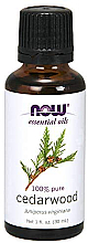 Духи, Парфюмерия, косметика Эфирное масло кедра - Now Foods Essential Oils 100% Pure Cedarwood