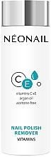 Духи, Парфюмерия, косметика Средство для снятия лака с витаминами - NeoNail Professional Nail Polish Remover