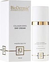 Духи, Парфюмерия, косметика Крем для лица дневной - BioDermic Collagen Day Cream