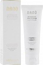 "Духи, Парфюмерия, косметика Отбеливающая зубная паста ""Интенсивное отбеливание с гидроксиапатитом"" - WhiteWash Laboratories Nano Intensive Whitening Toothpaste"