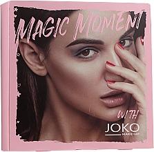 Духи, Парфюмерия, косметика Набор - Joko Perfect Your Look (mascara/9ml + eye/shadow/7g + n/polish/10ml)