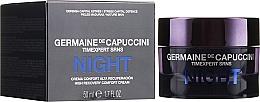 Духи, Парфюмерия, косметика Крем ночной супер восстанавливающий - Germaine de Capuccini Timexpert SRNS Night High Recovery Comfort Cream