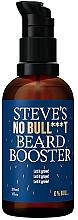 Духи, Парфюмерия, косметика Масло для бороды для мужчин - Steve`s No Bull***t Beard Booster
