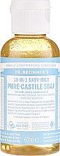 Духи, Парфюмерия, косметика Жидкое мыло для детей - Dr. Bronner's 18-in-1 Pure Castile Soap Baby-Mild